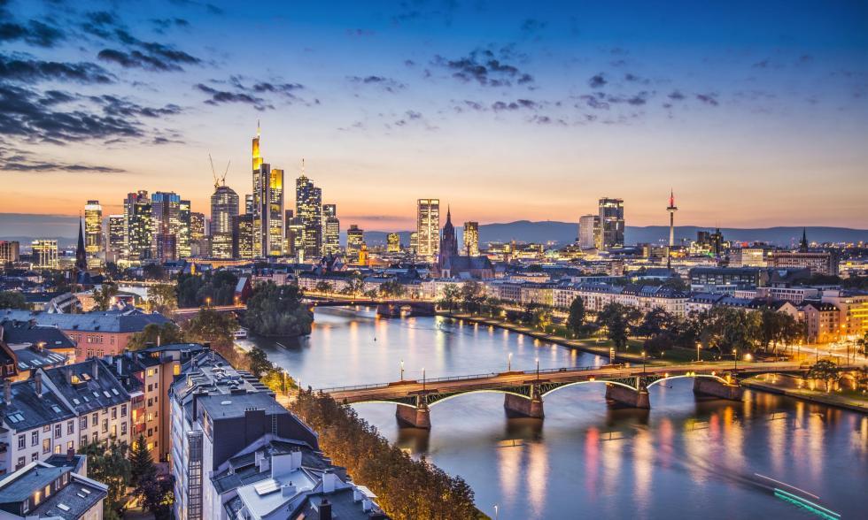Frankfurt bei Nacht, Hessische Wörter
