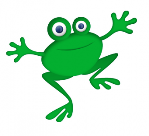frog easy vocabulary learning
