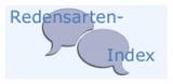 Logo - Redensarten-Index