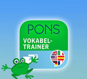 Icon for PONS Vocabulary Trainer app