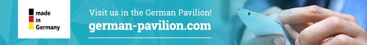Visit us in the German Pavilion at International Book Fairs
