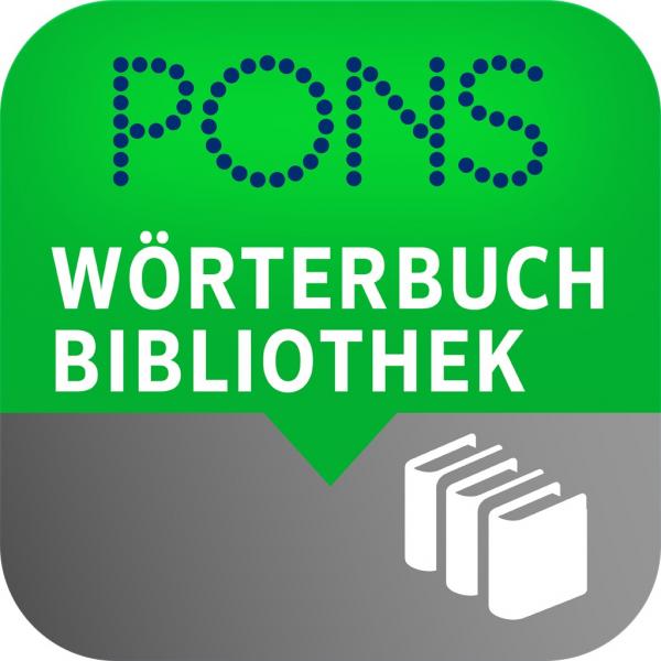 App: Wörterbuch Bibliothek (Mac OS)