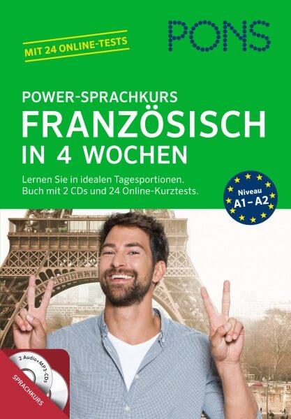 PONS Power-Sprachkurs Französisch in 4 Wochen