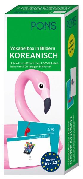 PONS Vokabelbox in Bildern Koreanisch