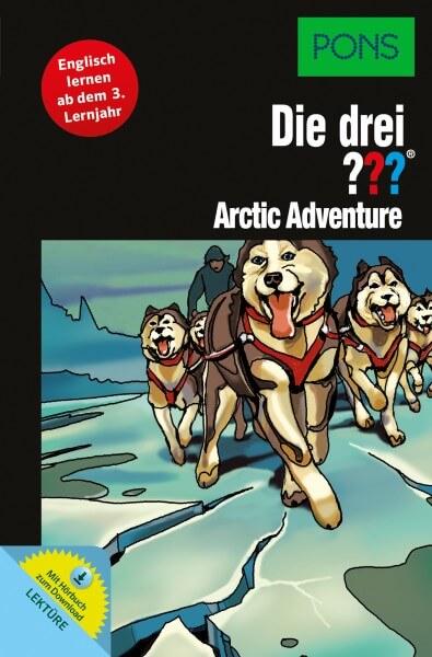 PONS Die drei ??? - Arctic Adventure