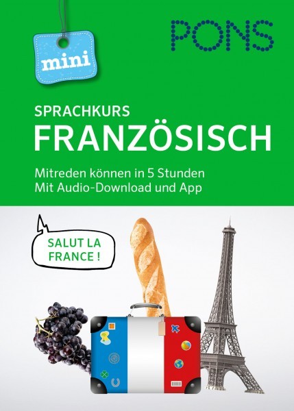PONS Mini-Sprachkurs Französisch
