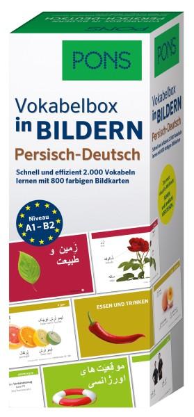 PONS Vokabelbox in Bildern Persisch-Deutsch