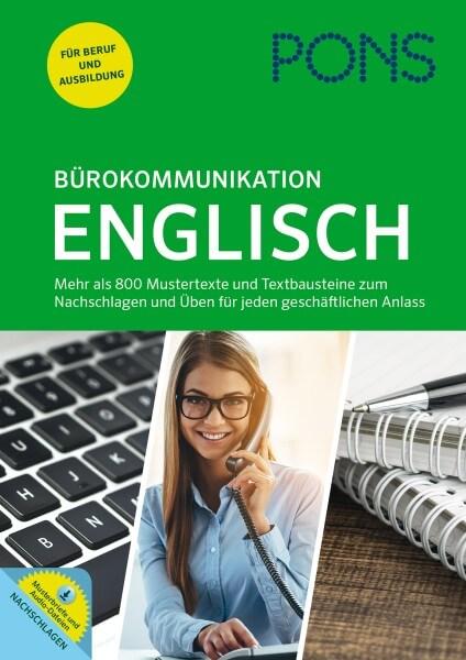 PONS Bürokommunikation Englisch