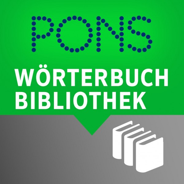 App: Wörterbuch Bibliothek (Windows 8 und 10)