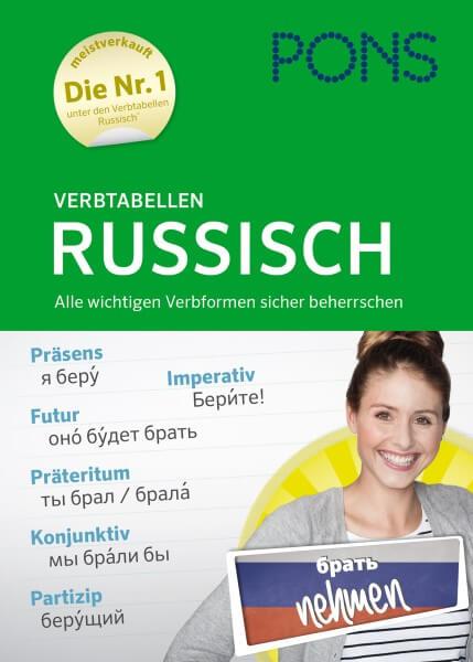 PONS Verbtabellen Russisch