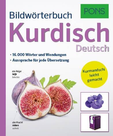 PONS Bildwörterbuch Kurdisch