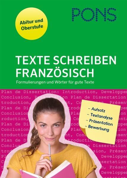 PONS Texte schreiben Französisch