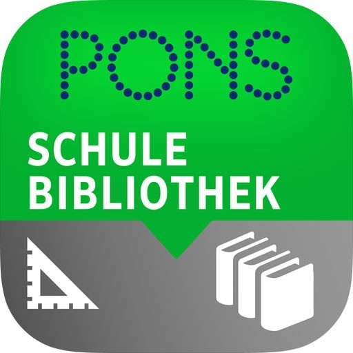 App: PONS Schule Bibliothek (iOS)