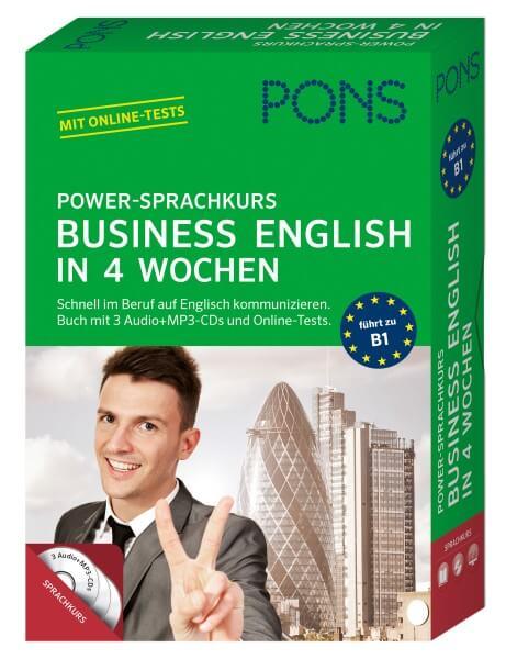 PONS Power-Sprachkurs Business Englisch