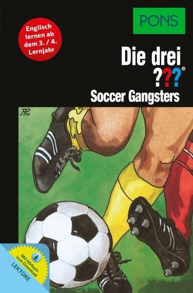 PONS Die drei ??? - Soccer Gangster