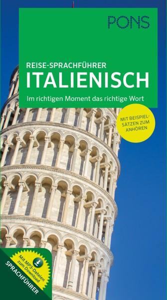 PONS Reise-Sprachführer Italienisch