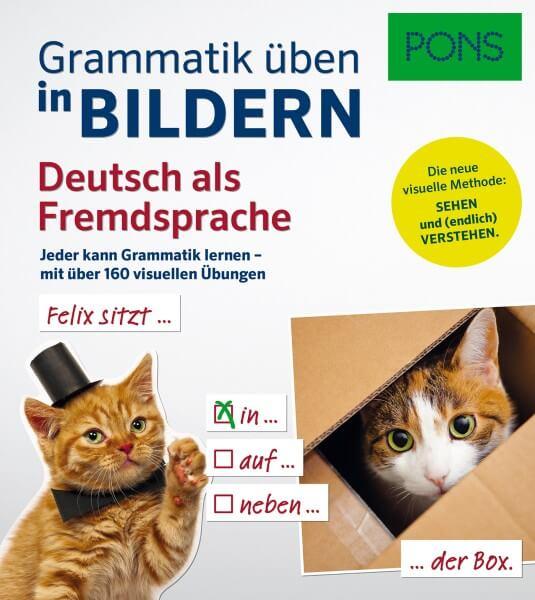 PONS Grammatik üben in Bildern Deutsch als Fremdsprache