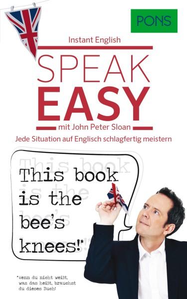 PONS Speak easy mit John Peter Sloan