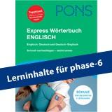 """""""Falsche Freunde"""" lernen mit dem PONS Express Wörterbuch Englisch (deutsch - englisch)"""