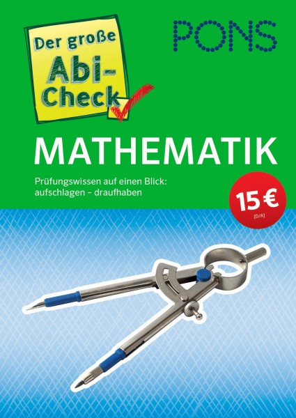 PONS Der große Abi-Check Mathematik