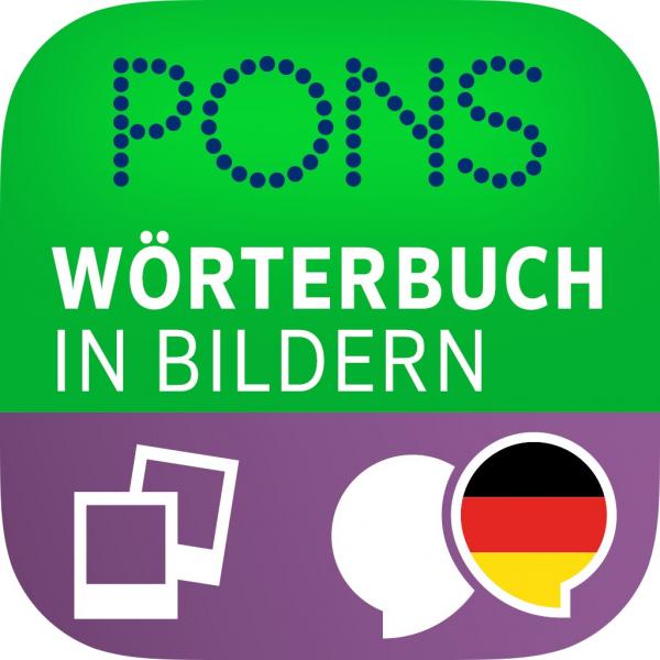 App: PONS Bildwörterbuch Deutsch (iOS)