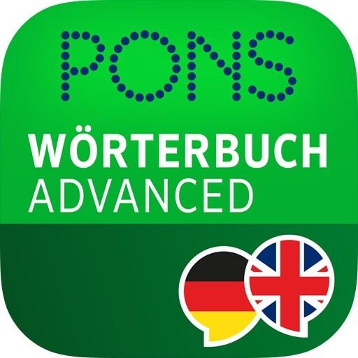 App: Wörterbuch Englisch - Deutsch Advanced (iOS)
