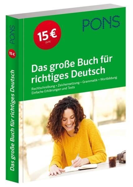 PONS Das große Buch für richtiges Deutsch