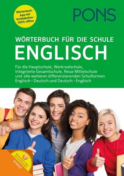PONS Wörterbuch für die Schule Englisch