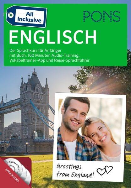 PONS All inclusive Sprachkurs für Anfänger Englisch