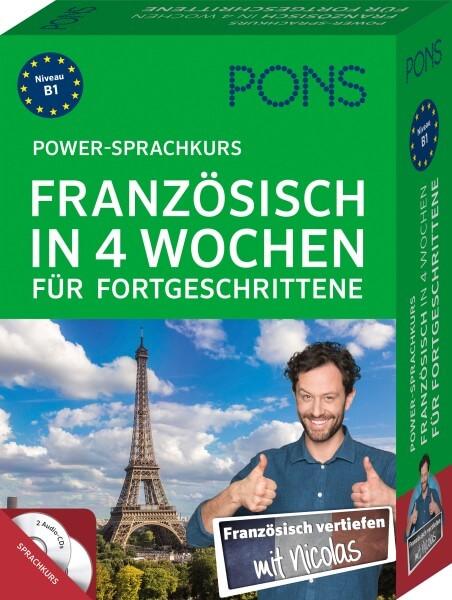 PONS Power-Sprachkurs Französisch für Fortgeschrittene