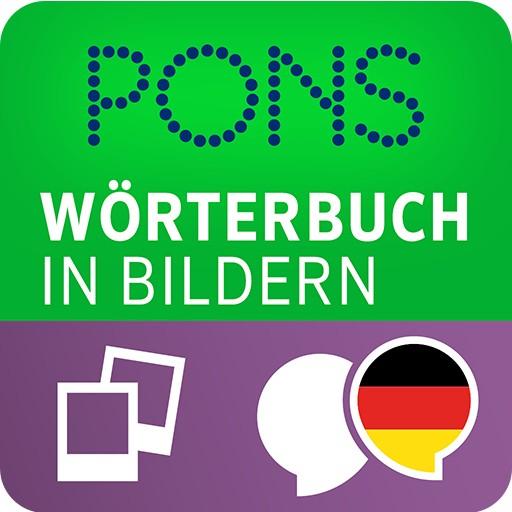 App: PONS Bildwörterbuch Deutsch (Android)
