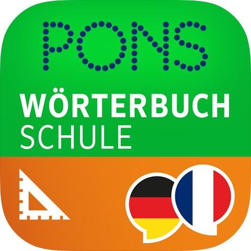 App: Wörterbuch Französisch - Deutsch SCHULE (iOS)