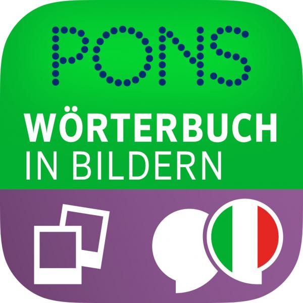 App: PONS Bildwörterbuch Italienisch (iOS)