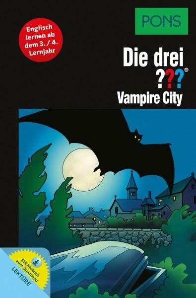 PONS Die drei ??? - Vampire City