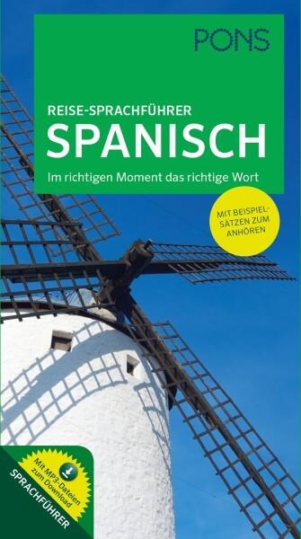 PONS Reise-Sprachführer Spanisch