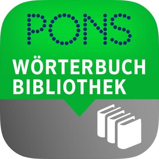 App: Wörterbuch Bibliothek (iOS)
